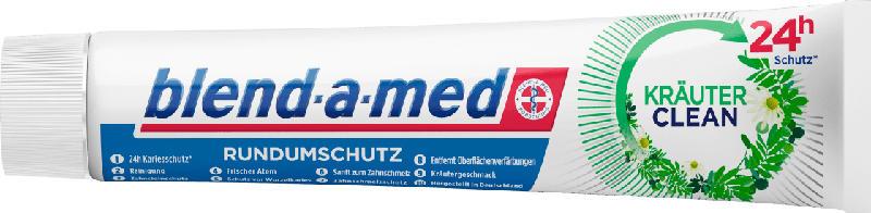 blend-a-med Zahnpasta Kräuter clean