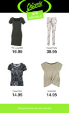 New Arrivals & Sale