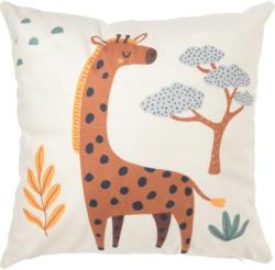 Kuschelkissen mit Giraffen-Motiv (Nur online)