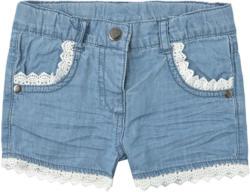 Baby Shorts mit Häkelspitze (Nur online)