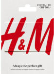 Die Post | La Poste | La Posta Geschenkkarte H&M variabel