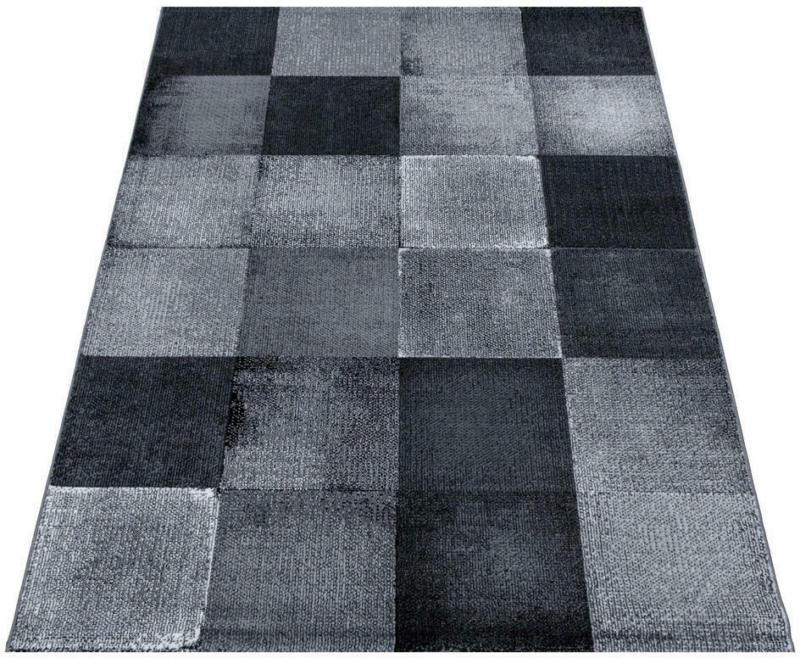 Webteppich Costa 3526 Black