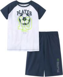 Jungen Shorty mit Fußball-Motiv (Nur online)