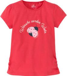 Mädchen T-Shirt mit Message-Print (Nur online)