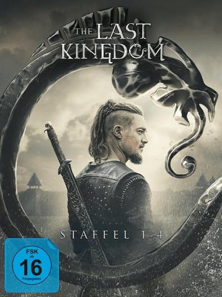 The Last Kingdom-Staffel 1-4 [DVD]
