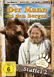 Der Mann in den Bergen(Staffel 2) [DVD]