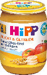 dm-drogerie markt Hipp Frucht + Getreide Feiner Obst-Brei mit Vollkorn, ab dem 6.Monat