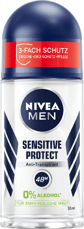 NIVEA MEN Deo Roll-On Sensitive