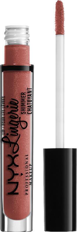NYX PROFESSIONAL MAKEUP Lipgloss Lip Lingerie Shimmer Spirit 04