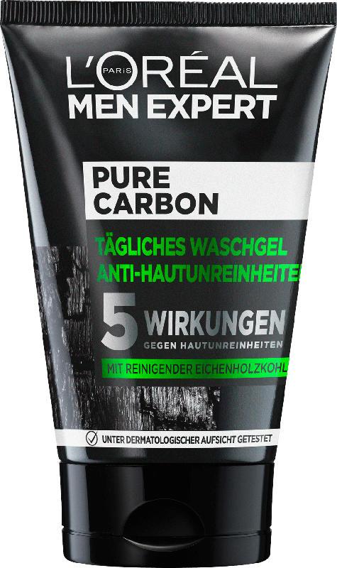 L'ORÉAL Men Expert Men Expert Pure Charcoal Waschgel 100 ml