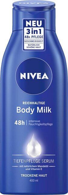 Nivea Body Milk