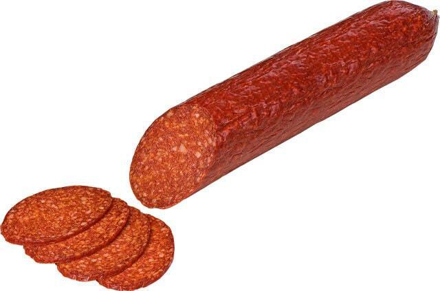 Spanische Salami Chorizo