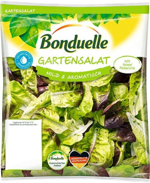 Bonduelle Gartensalat Mix