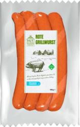 Hofglück Rote Grillwurst oder Rostbratwurst weiß