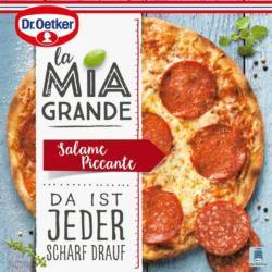 Dr. Oetker Pizza la Mia Grande