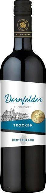 Rheinhessen Wein-Genuss Dornfelder Rotwein trocken