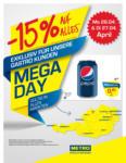 METRO Mega Days 09 - ab 26.04.2021