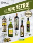 METRO ESSIG & ÖL 09 - bis 28.04.2021