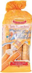 Butter-Waffel-Röllchen