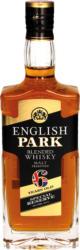 English Park Blendend Whisky, 40% vol. 6 Jahre gereift. Mit Farbstoff.