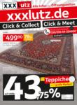 XXXLutz Teppich Spezial - bis 05.05.2021