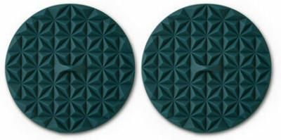 2 Silikon-Frischhaltedeckel, klein