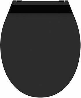Schütte-Duroplast-WC-Sitz »Slim Black«