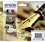 Conrad Epson Tinte T1626, 16 Original Kombi-Pack Schwarz, Cyan, Magenta, Gelb C13T16264012 - bis 31.05.2021