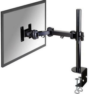NewStar FPMA-D960 1fach Monitor-Tischhalterung 25,4 cm (10) - 76,2 cm (30) Neigbar, Schwenkbar, Rotierbar
