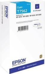 Epson Tinte T7562 Original Cyan C13T756240