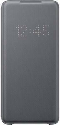 Samsung LED View Cover Booklet Samsung Galaxy S20+ Grau