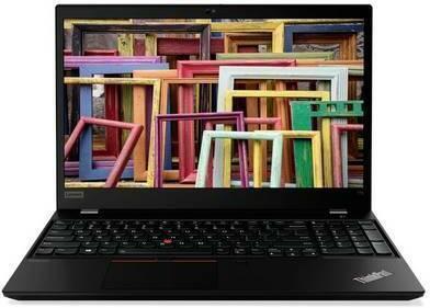 Lenovo ThinkPad T15 39.6 cm (15.6 Zoll) Full HD Notebook Intel® Core™ i7 i7-10510U 16 GB RAM 1 TB SSD Nvidia GeForce MX330 Win 10 Pro Schwarz 20S6003PGE