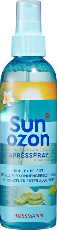 Spray doposole Aloe Vera Sunozon, 200 ml