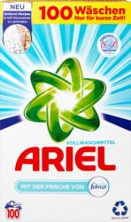 Detersivo in polvere Febreze Ariel, 100 cicli di lavaggio, 6,5 kg