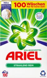 Detersivo in polvere Ariel, Regular, 100 cicli di lavaggio, 6,5 kg