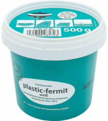 Plastik-Fermit weiß, 500 g