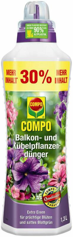 Balkon- & Kübelpflanzendünger 1,3 L 1,3 L