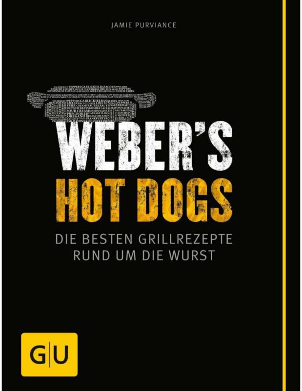 "Rezeptbuch ""Hot Dogs"" Die besten Grillrezepte"