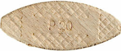 Holzverbinderplättchen, 65x12x4 mm