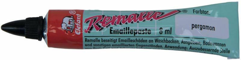 Reparatur-Emaille, pergamon