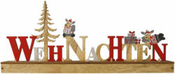 """Holzschriftzug """"Weihnachten"""""""