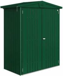 "Gerätehaus ""Europa"", 172x84x196 cm, dunkelgrün 172x84x196 cm | dunkelgrün"