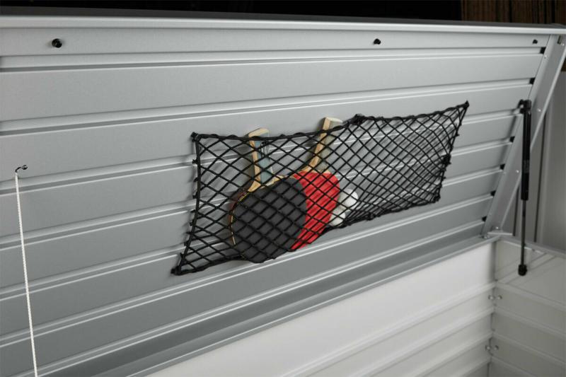 Deckelnetz für Freizeitbox