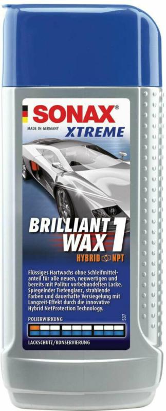 Sonax xtreme Liquid Wax Nano 500ml