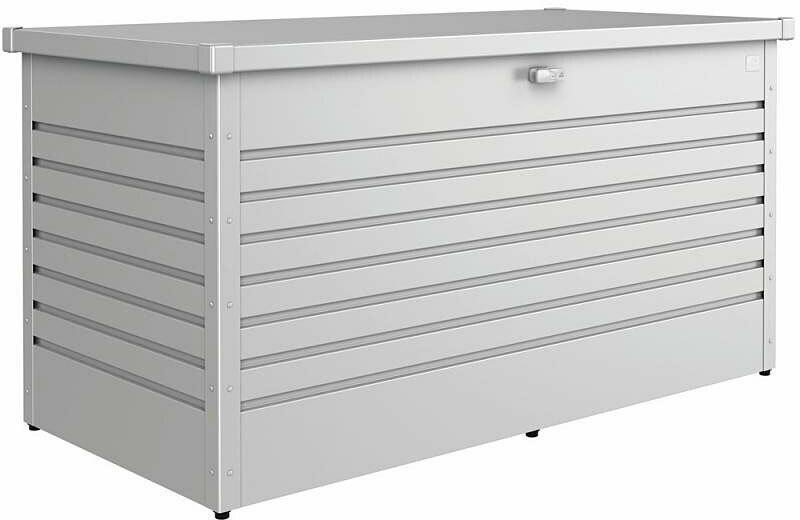 "Freizeitbox ""160 HIGH"", silber-metallic silber-metallic   830 L"