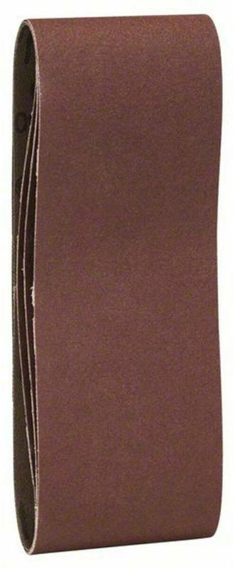 Schleifband 75x457mm, K150, Holz, ungelocht gespannt