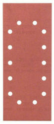 Schleifblatt 115x280mm, K240, gespannt