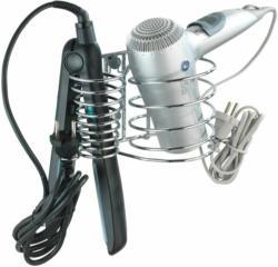 Haartrockner- & Glätteisenhalter, chrom