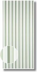 Streifenvorhang, grau-weiß, 90x200cm