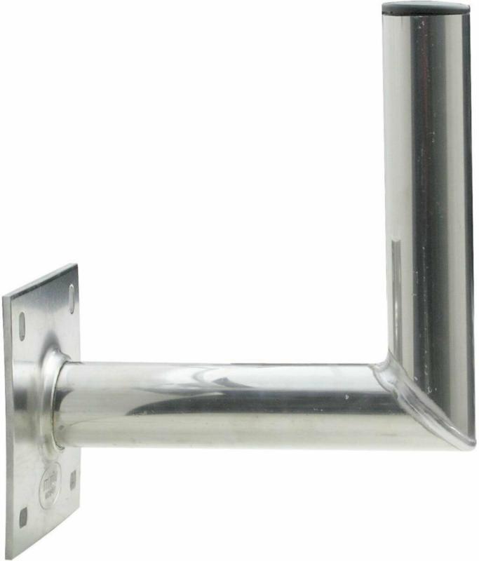SAT-Wandhalterung, 250 mm, Alu